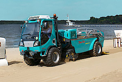 Beach Cleaner Model Beachtech 3000