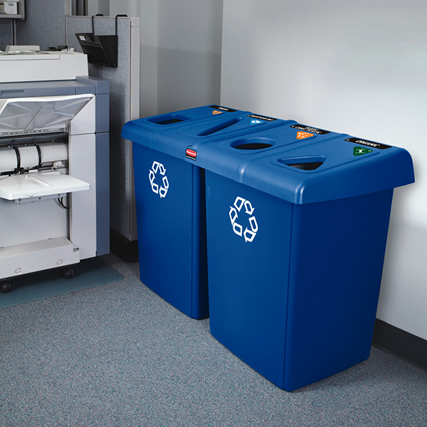 Rubbermaid Glutton Recycle Bin Ranges
