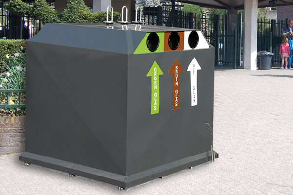 Recycling Bank Model C103
