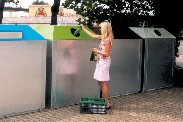 Recycling Bank Model C201