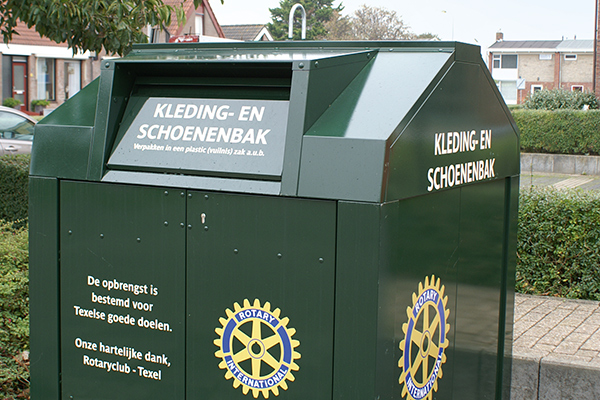 Recycling Bank Model C405