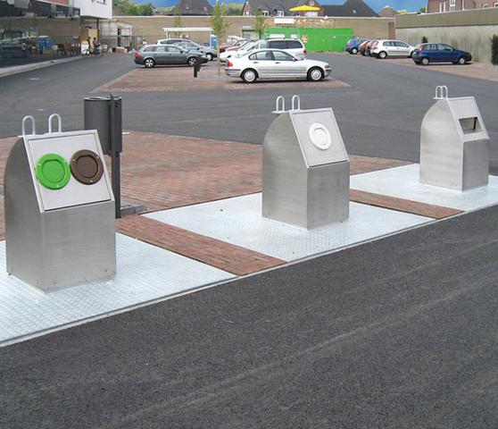 Waste Solutions Underground Bins Systems